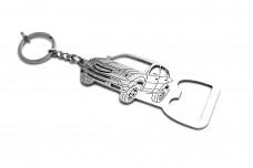 Bottle opener for Acura MDX II 2006-2013 - (type keychain)