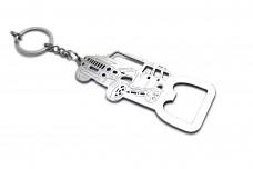 Bottle opener for Hummer H2 2002-2009 - (type keychain)