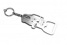 Bottle opener for Toyota Tacoma III 2016+ - (type keychain)