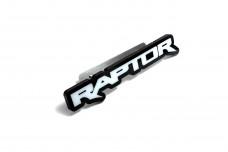Car Emblem for grill with logo Raptor