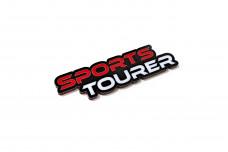 Car emblem (shield) with logo Sports Tourer