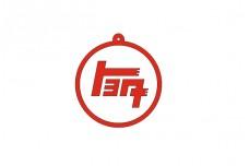 Car emblem (shield) with logo Toyota Kamuri