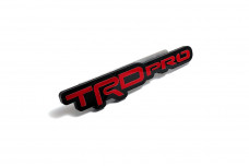 Car Emblem for grill with logo TRDpro
