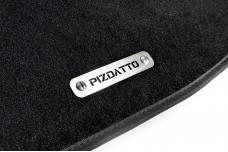 Car mat badge with Custom design