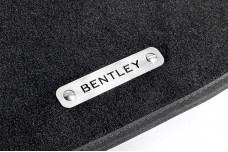 Car mat badge for Bentley