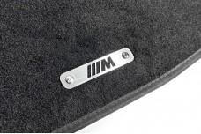 Car mat badge for BMW ///M