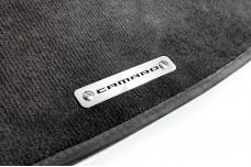 Car mat badge for Chevrolet Camaro VI (Logo)