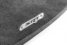 Car mat badge for SRT