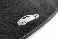 Car mat badge for Kia Stinger 2017+
