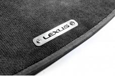 Car mat badge for Lexus