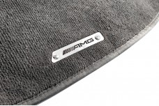 Car mat badge for Mercedes with logo AMG