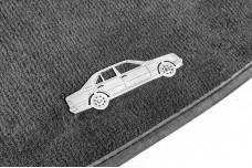 Car mat badge for Mercedes E-Class W124 1985-1996
