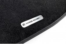 Car mat badge for Range Rover