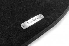 Car mat badge for Rolls-Royce
