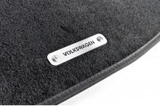 Car mat badge for Volkswagen