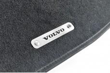 Car mat badge for Volvo