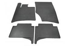 Rubber Carmats for Audi Q7 I 2005-2015