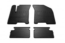 Rubber Carmats for Chevrolet Aveo I 2002-2011