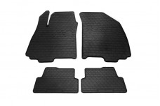 Rubber Carmats for Chevrolet Aveo II 2011+