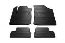 Rubber Carmats for Citroen C3 I 2002-2009