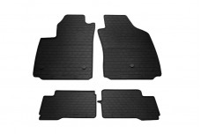 Rubber Carmats for Fiat 500 2012+ (Electric)