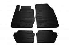 Rubber Carmats for Ford Fiesta 2008-2017
