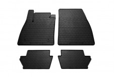 Rubber Carmats for Ford Fiesta 2017+
