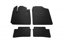 Rubber Carmats for Hyundai i10 II 2013-2019