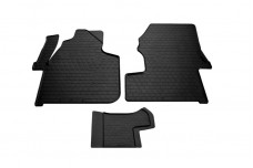 Rubber Carmats for Volkswagen Crafter I 2006-2016 (1+2 seats)