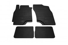 Rubber Carmats for Mitsubishi Outlander I 2003-2007