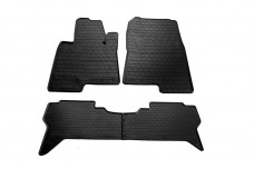 Rubber Carmats for Mitsubishi Pajero Wagon III 1999-2006