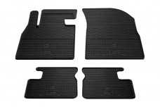 Rubber Carmats for Nissan Micra IV 2010-2017