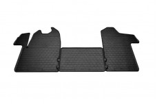 Rubber Carmats for Renault Master III 2010+