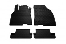 Rubber Carmats for Renault Fluence 2009-2016