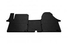 Rubber Carmats for Opel Vivaro I 2001-2014 (1+2 seats)