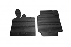 Rubber Carmats for Smart Fortwo II 2007-2014