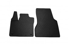 Rubber Carmats for Smart Fortwo III 2014+