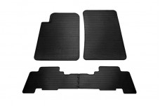 Rubber Carmats for SsangYong Actyon 2006-2011