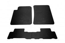 Rubber Carmats for SsangYong Rexton II 2006-2012