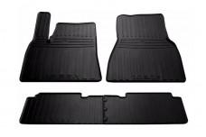 Rubber Carmats for Tesla Model S 2012+