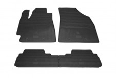Rubber Carmats for Toyota Highlander II 2007-2013