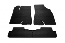 Rubber Carmats for Toyota Highlander III 2014-2019