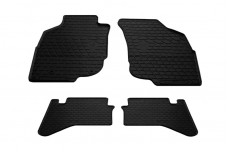 Rubber Carmats for Toyota Hilux VII 2004-2015