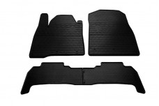 Rubber Carmats for Toyota LC 200 2007+