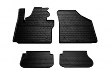 Rubber Carmats for Volkswagen Caddy IV 2015+