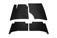 Rubber Carmats for Porsche Cayenne I 2003-2010