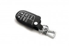 Leather Keycover for Dodge Journey 2009+ with logo SRT