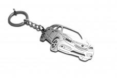 Keychain Acura MDX III 2013+ - (type 3D)
