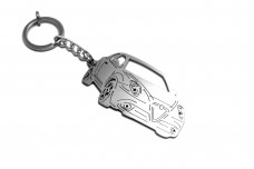 Keychain Alfa Romeo MiTo 2008+ - (type 3D)