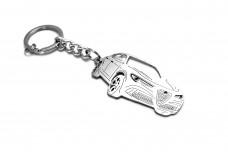 Keychain Alfa Romeo Stelvio 2016+ - (type 3D)